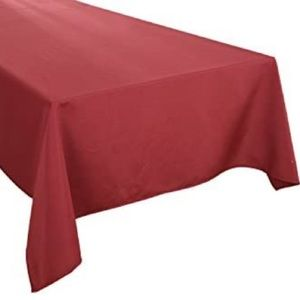 HIGHFLY Linen Rectangle Tablecloth 60 X 84